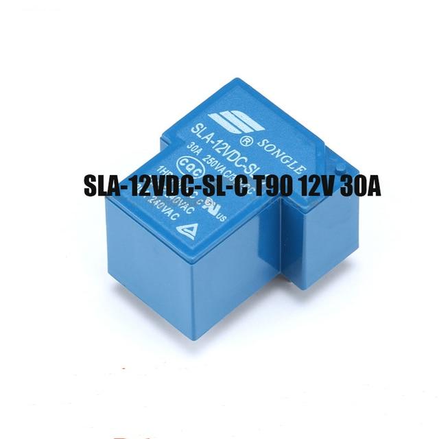Aliexpress.com : Buy Free shipping 10pc Original SLA 12VDC SL C T90 ...