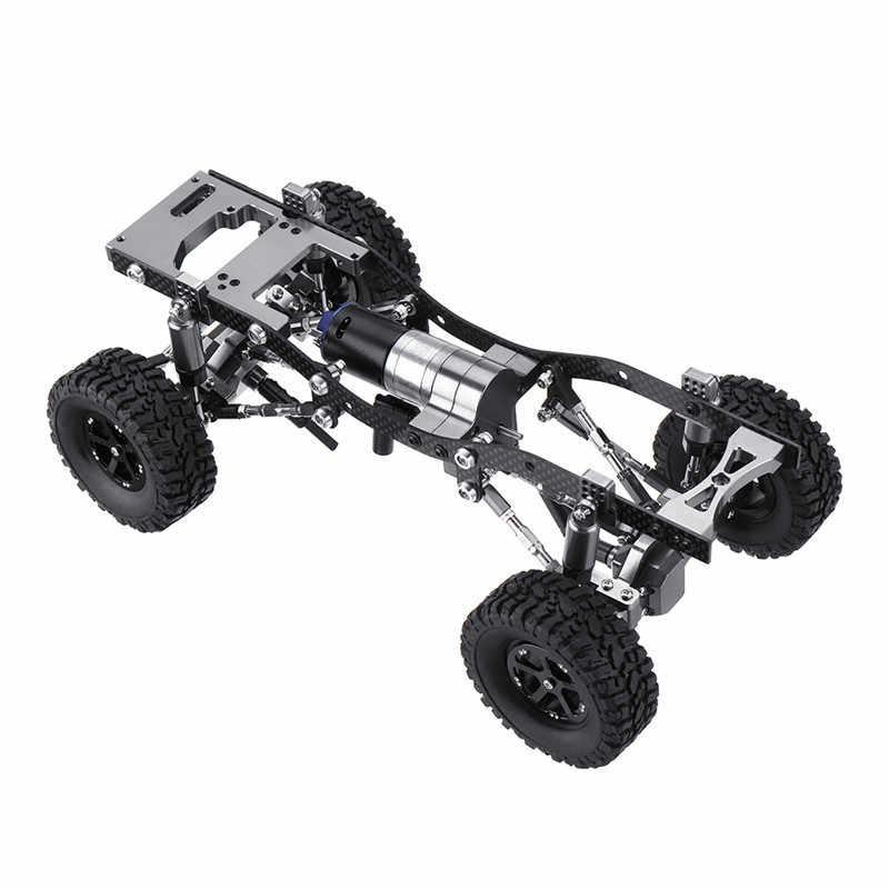 Wltoys 1/18 4WD A959 A969 A979 C14 C24 1/16 Alle Metalen RC Auto Chassis RC Voertuig Modellen Upgrade Onderdelen Voor jongens Outdoor Speelgoed Geschenken