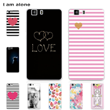 цена на I am alone Phone Cases For Doogee X5 / X5 Pro 5.0 inch Soft TPU Bags Mobile Patterned Fashion For Doogee X5 X5 Pro Free Shipping