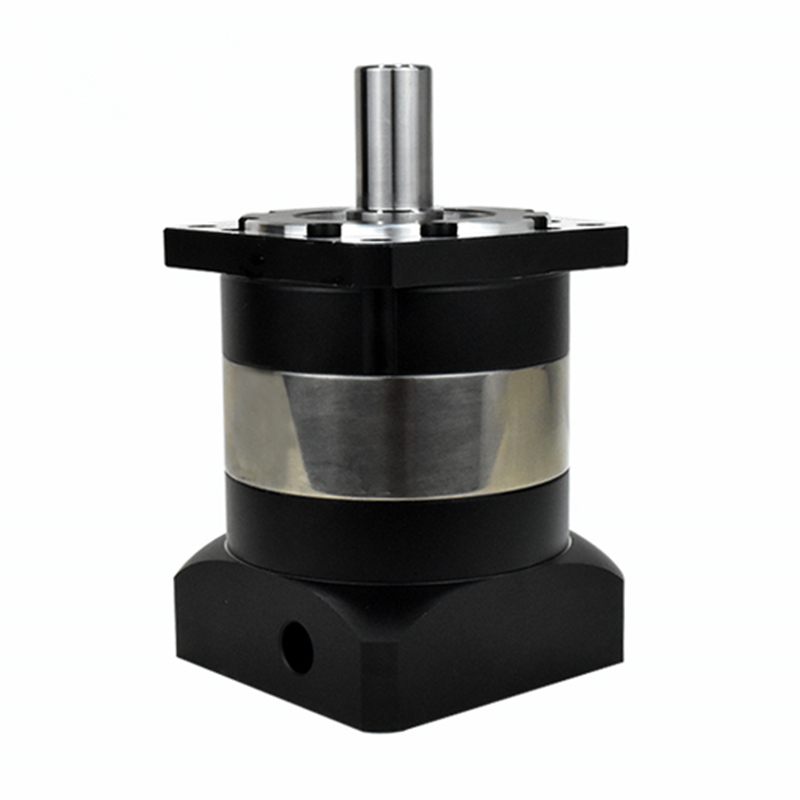 Planeten getriebe minderer Verhältnis 3:1 zu 10:1 7 arcmin für NEMA23 stepper motor eingang welle 1/4 zoll 6,35mm