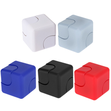 Mini Spinner Cube Plastic Cube font b Toy b font For Autism and ADHD Kids Adults