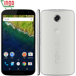 Original Motorola Google Nexus 6 XT1103/XT1100 Quad Core 5.96