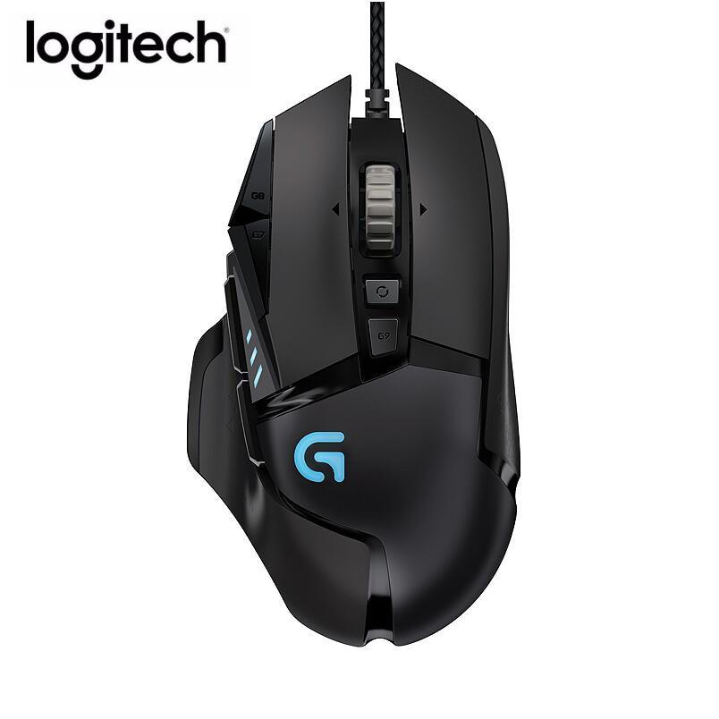 Logitech G502 RGB Proteus Spectrum RGB Tunable Gaming Mouse