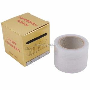 Image 2 - 1 pc microblading plástico envoltório 42mm * 200m maquiagem permanente suprimentos conservante filme tatuagem acessórios sobrancelha capa