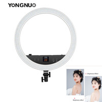 YONGNUO LED Light YN808 800pcs Lamp Beads LED Ring Video Light Photography for Camera Makeup with Touch Button Function Lighting