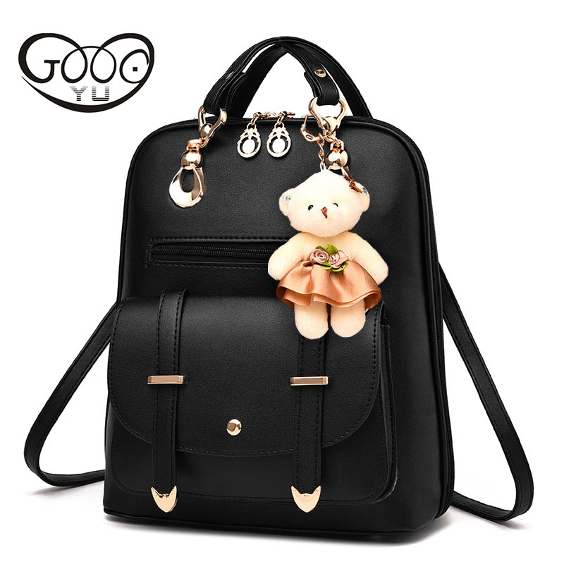 The new trend of a single shoulder bag women 's backpack Japan and South Korea leisure students college school bags