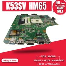 Madre X53S K53S portatile