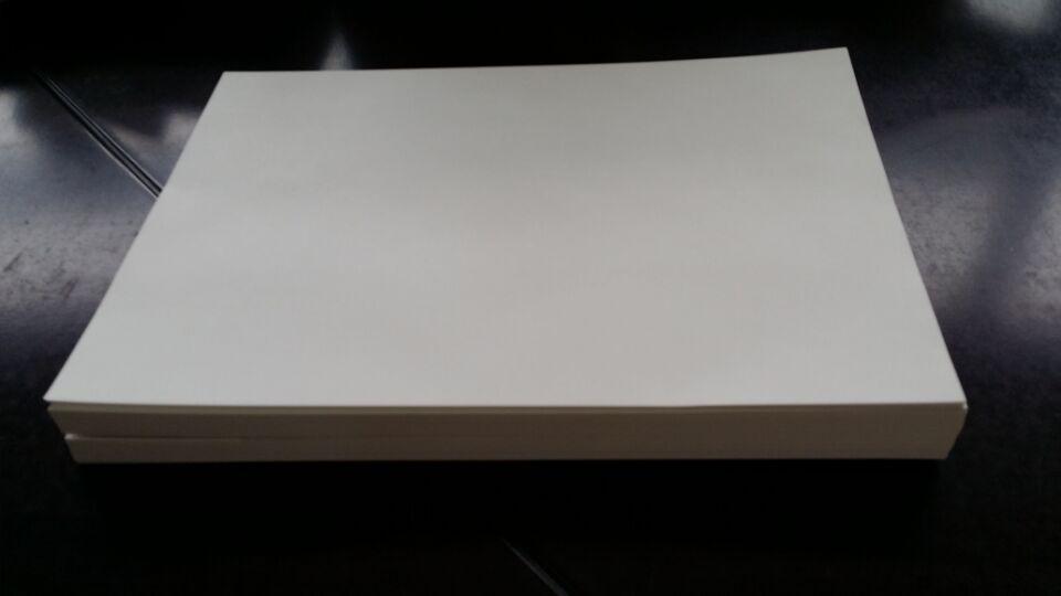 100 Pcs ,80 Gsm , 100% Cotton Business Contract Papel A4 210*297mm