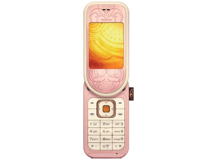 7373 Оригинальный разблокирована Nokia 7373 мобильный телефон Bluetooth Камера Vedio FM Классический дешевый сотовый телефон отремонтированы 1 год гаран…