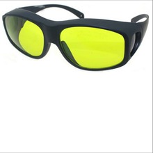 808nm 1064nm and 10600nm laser safety glasses  High transmittance 65% O.D 5~6+