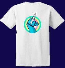 Unicorn (Brite Bomber) Fort T Shirt Free shipping Harajuku Tops t shirt Fashion Classic Unique t-Shirt