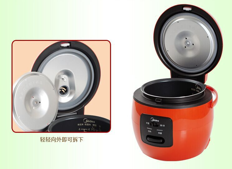 Mini Kitchen Appliances | 2l Mini Midea Mb Wyn201 Rice Cooker Kitchen Appliances High