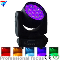 Free shipping 19*12W LED Moving Head Wash Light Moving Head zoom light Christmas Decorations