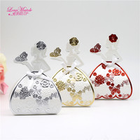 25Pcs/lots Bride candy box Wedding favor box Wedding gifts Box Gift box Baby shower Wedding Decoration Party Supplies