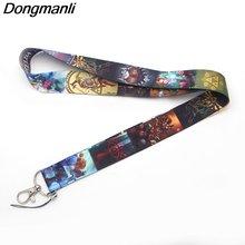 B1916 dongmanli шнурок для ожерелья значок id lanyards/Мобильный