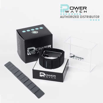 EZ New Ipower Watch Power Bank Case External Backup Battery Charger Station Power Bank Box for tattoo machine and Phone 1set/lot - Category 🛒 Beauty & Health