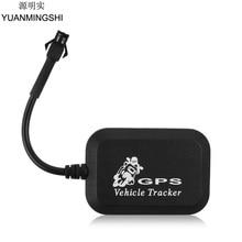 YUANMINGSHI New Vehicle Car Bike Anti-theft Realtime GPS Tracking GPS+GPS Car Motorcycle Tracker Cars Mini GPS Tracker