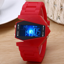 Luxury Digital Alarm Stopwatch Back Light LED Watch Women Men Children Sports Wrist Watch Clock relogio feminino masculino 8A15