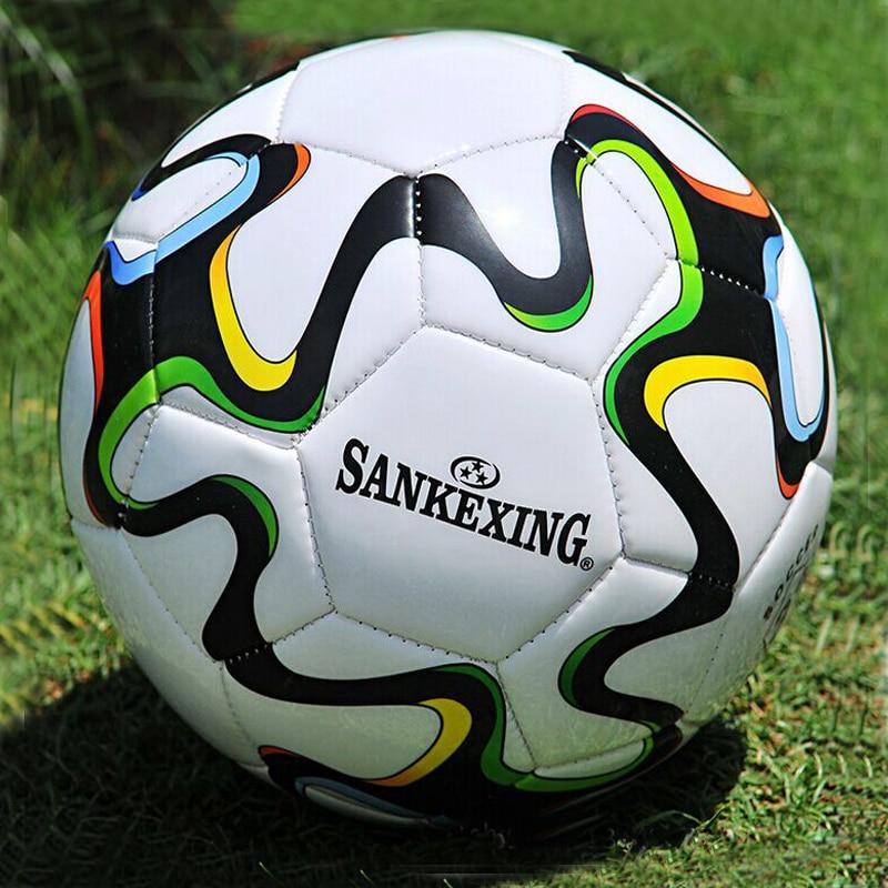 Professional 2016 2017 Futbol Sutures Match Football Size 5 Training Equipment France Standard Soccer Balls Voetbal Bal