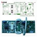 100 W FM VHF 80 Mhz 170 Mhz RF Power Verstärker AMP DIY KITS Für Ham Radio C4 001-in Verstärker aus Verbraucherelektronik bei