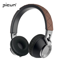 Picun CX 05 Wired Headphones With HiFi Metal For Computer Headphone With Mic Gaming Headset For