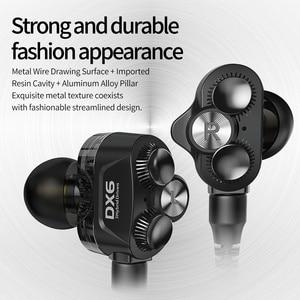 Image 4 - Bluetooth Headset Draadloze DX6 Detach Sport Oortelefoon Combineerbare Hoofdtelefoon Type C Wired In Ear Oordopjes Met Stereo Bass Yfeiybrb