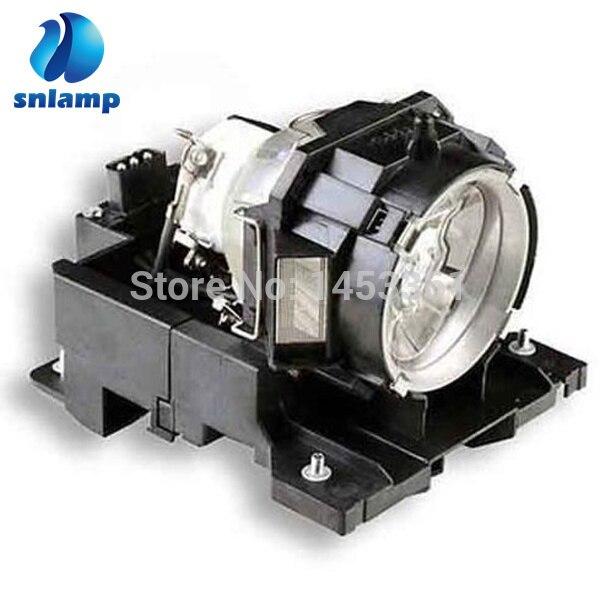 Replacement projector lamp SP-LAMP-038 for IN5102 IN5106 C500 IN5510 awo sp lamp 016 replacement projector lamp compatible module for infocus lp850 lp860 ask c450 c460 proxima dp8500x