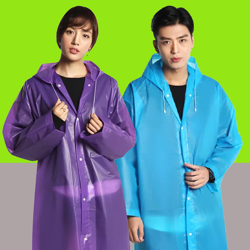 Raincoat Women Men Poncho Transparent Rain Coat Rainwear Capa de Chuva Para Motoqueiro Camping Impermeables para lluvia Mujer