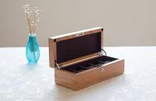 Мода оригинальные деревянные 5-сетка деревянный корпус часов смотреть box подарочная коробка часы коробка часы случаях joyeria MSBH004c