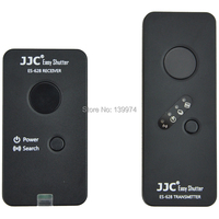 JJC ES 628C1 2 4Ghz Wireless Remote Controller For Canon EOS 5DS R 5DM2 5DM3 1Ds