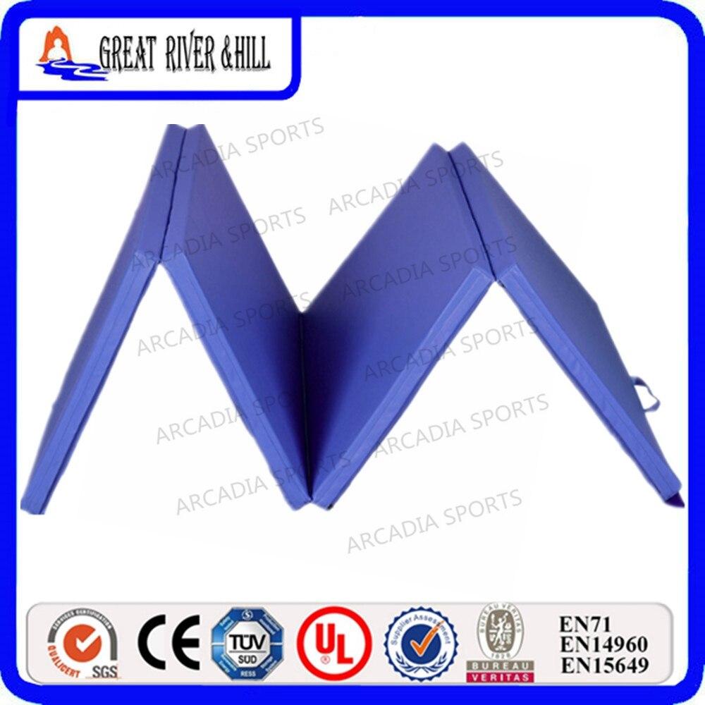 Top quality gymnastics mats folding gymnastics mats 2.4mx1.2mx5cmTop quality gymnastics mats folding gymnastics mats 2.4mx1.2mx5cm