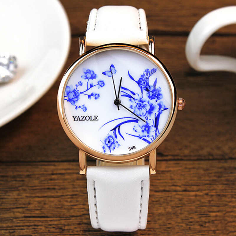 2017 YAZOLE Quartz Watch Women Watches Brand Luxury Female Clock Wrist Watch Ladies Quartz-watch Montre Femme Relogio Feminino tada luxury brand quartz watch women wrist ladies wristwatch female clock quartz watch relogio feminino montre femme