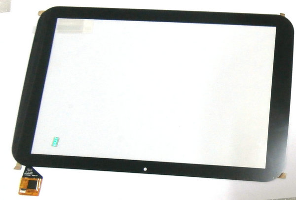 New Touch Screen Touch Panel glass Sensor Digitizer Replacement for TrekStor Volks-Tablet 10.1 3G VT10416-2 Free Shipping new for 8 pipo w4 windows tablet capacitive touch screen panel digitizer glass sensor replacement free shipping