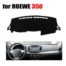 FUWAYDA Car dashboard covers mat for ROEWE 350 all the years Left hand drive dashmat pad dash cover auto dashboard stickers