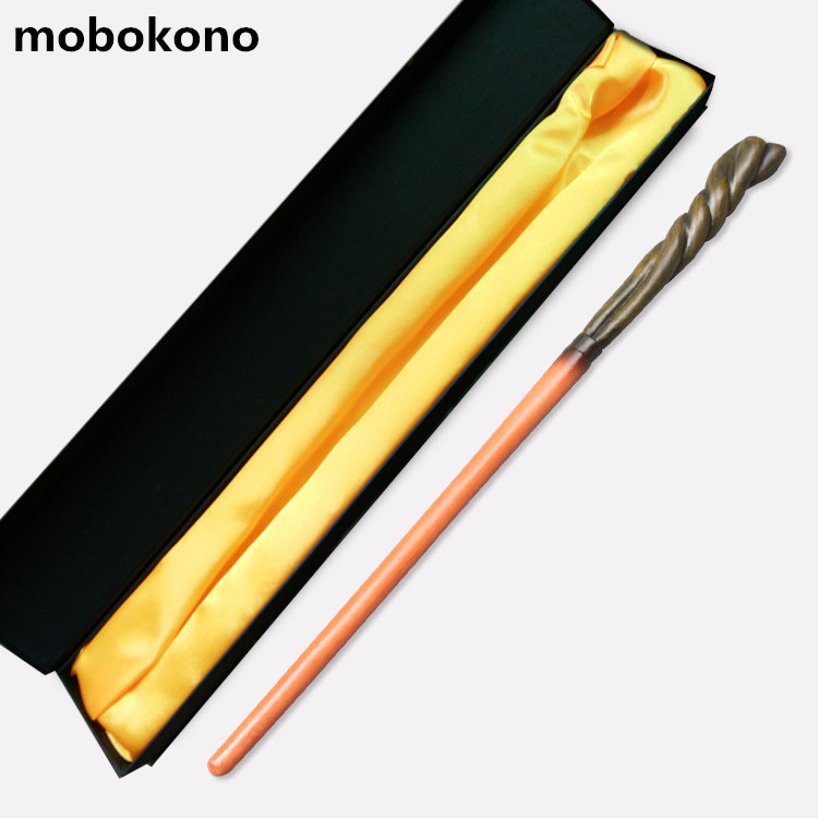 mobokono New Arrival Neville Wand Toy Harry Potter Magic Wand Cosplay Prop Film Periphery Collection Child Toy Kids Toys