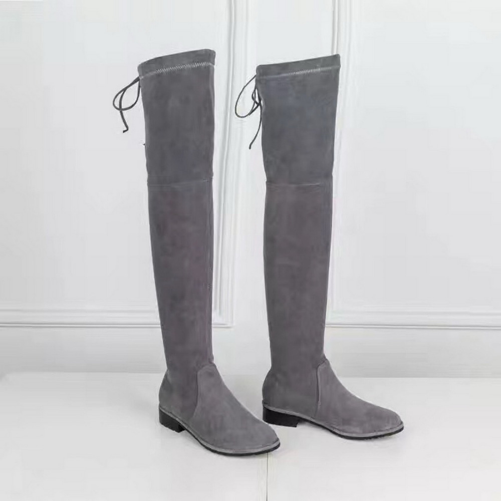 stretch suede the knee boots coltford boots