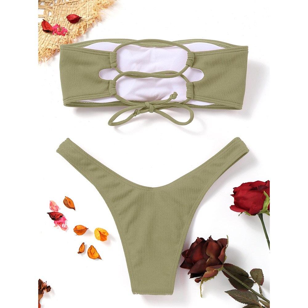 Bandeau Bikini 9