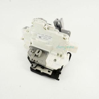 Новый 3C4 839 016 7-контактным заднее правое замок двери защелка привода для Audi A4 B8 Allroad A5 Q7 VW Passat B6 8K0 839 016 V10-85-0022 >> Cherry He _ Auto Parts Wholesales