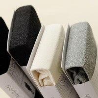 QA520 600D Inverno addensare cotone delle calzamaglia delle donne calze della banda verticale nero grigio semplice casual collant