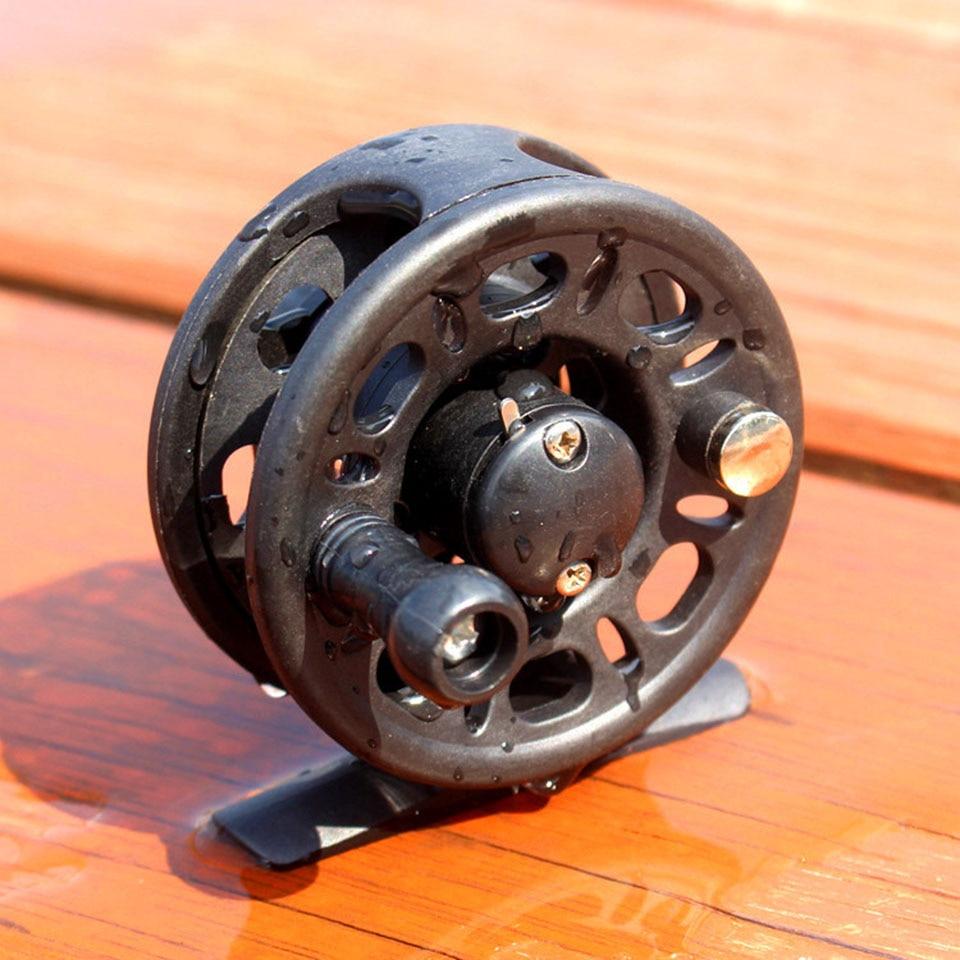New 2+1BB Fly Fishing Reel Former Rafting Ice Fishing Vessel Wheel