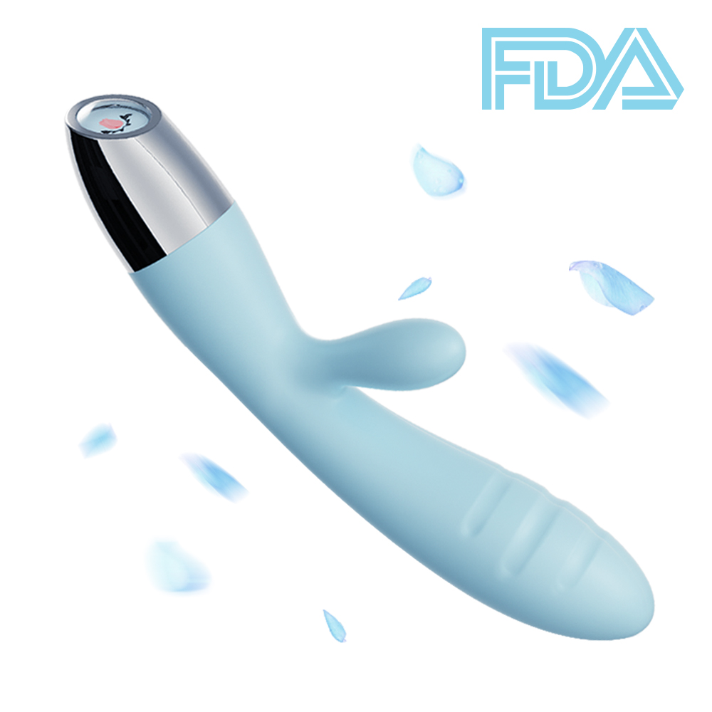 WOWYES 10 Function Shock Vibrator Clitoris Stimulator G Spot Vibrator for women Silicone Rabbit dildo Vibrator Sex Products