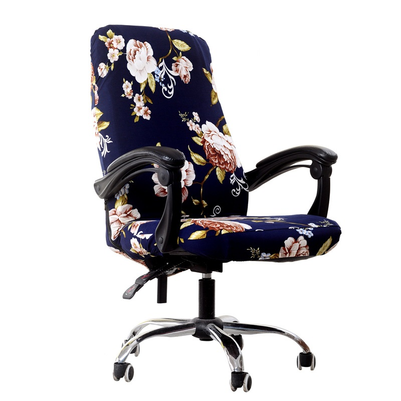 1 Pcs Modern Seat Covers For Computer Chairs S M L Stretch