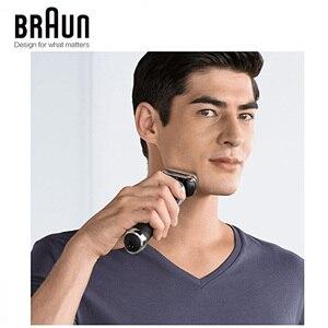Image 5 - Braun 92 s 전기 면도기 면도날 시리즈 9 호일 및 커터 교체 헤드 카세트 9030 s 9040 s 9050cc 9090cc 9095cc