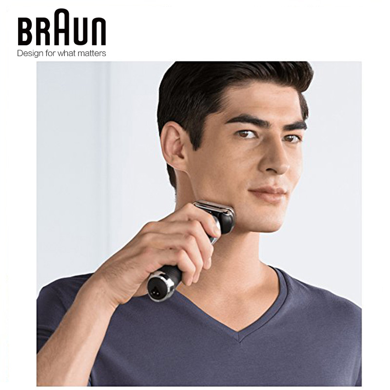 Image 5 - Braun 92s Electric Shaver Razor Blade Series 9 Foil & Cutter Replacement Head Cassette 9030s 9040s 9050cc 9090cc 9095cc-in Electric Shavers from Home Appliances