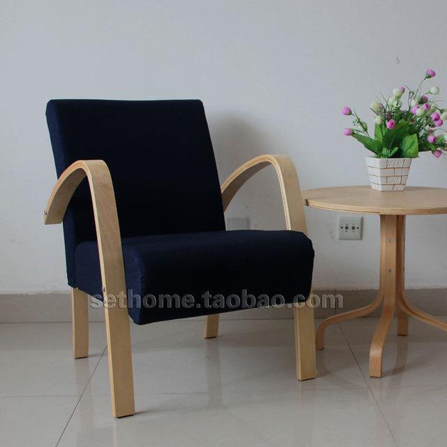 Goedkope ikea stijl europese slaapbank stoffen zitbank for Ikea houten stoel