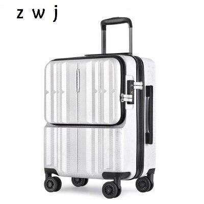 """20 """"zoll Laptop Carry-ons Trolley Tasche Roll Gepäck Räder Reise Mode Reise Koffer Warmes Lob Von Kunden Zu Gewinnen"""