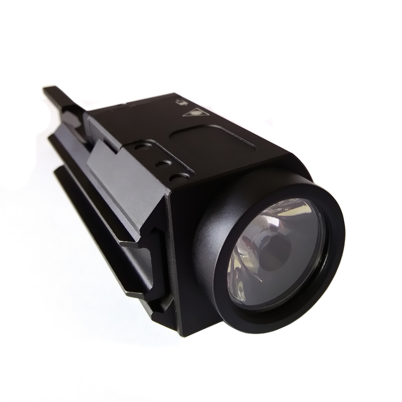 FIRECLUB White LED Tactical Gree T6 Flashlight 400 lumen Gun Light Come With Shown Mount-in Scope Mounts & Accessories from Sports & Entertainment    3
