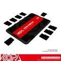 Kora Credit Card Size Lightweight Portable SD/MSD/Micro SD/TF Camera Memory Card Case Bag Holder Protector Writable Label