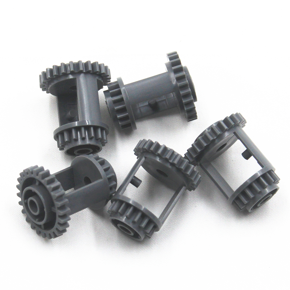 MOC Technic Parts 5pcs DIFFERENTIALE GEAR CASING Compatible With Lego For Kids Boys Toy NOC4211023