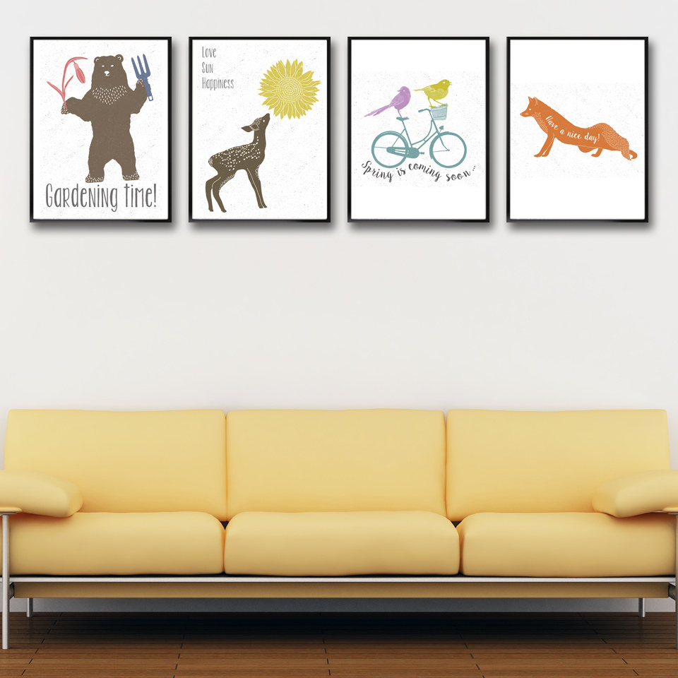 Old Fashioned Minimalist Wall Decor Pictures - All About Wallart ...